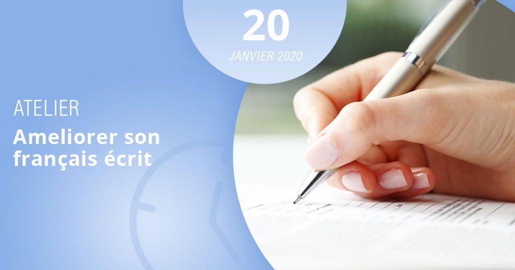 améliorez vos capacités en français grâce à notre atelier