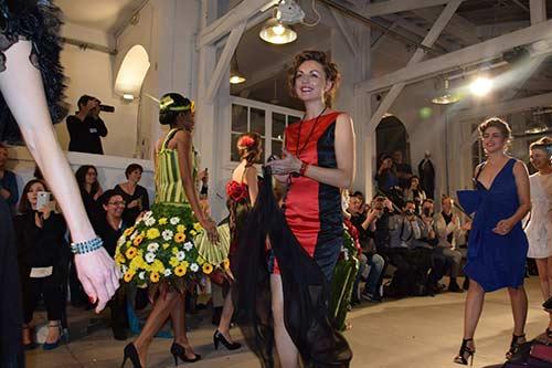 Atelier défilé de mode 2016