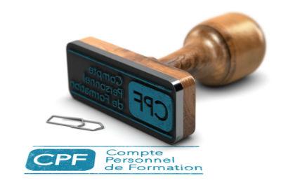 Entrée en vigueur du CPF