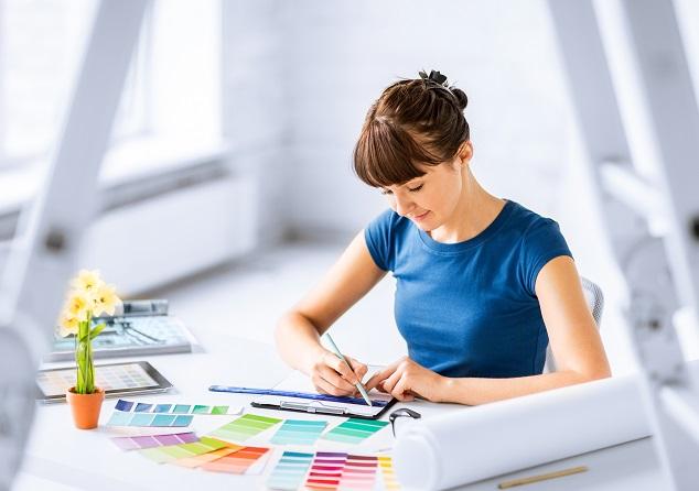 décorateur d'intérieur freelance