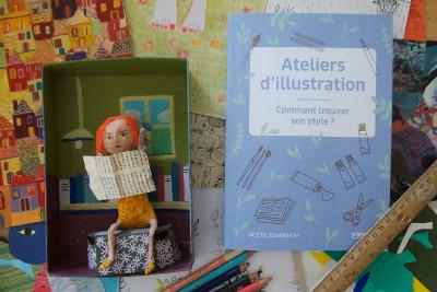 Illustration : trouver son style avec Valérie Belmokhtar