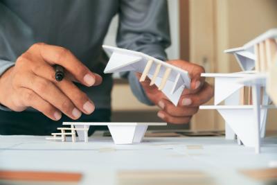 atelier maquette et texture
