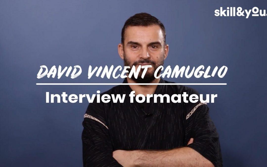 interview formateur mode david vincent camuglio